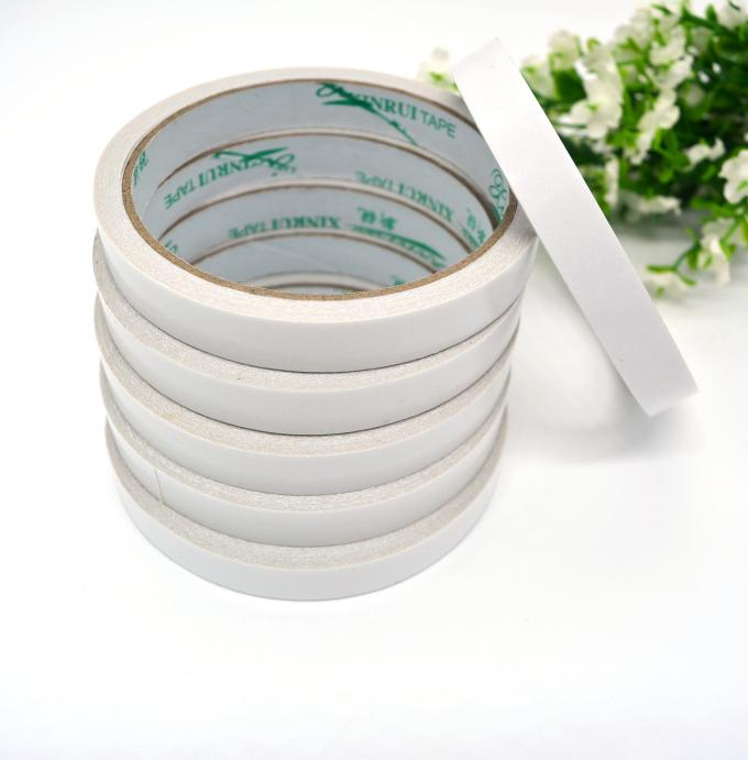 High Resistance Custom Double Side Tape With Acrylic Glue Two Way Adhesive Tape
