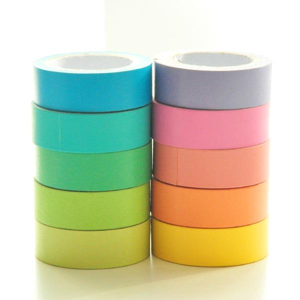 Coloured Printed Parcel Tape , Transparent Bopp Tape For Paper Sealing