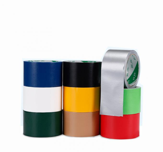 Industrial Cloth Duct Tape for Carton Packaging High Temperature Duct Tape