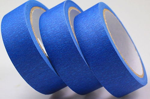 Fantastic Blue painter masking tape