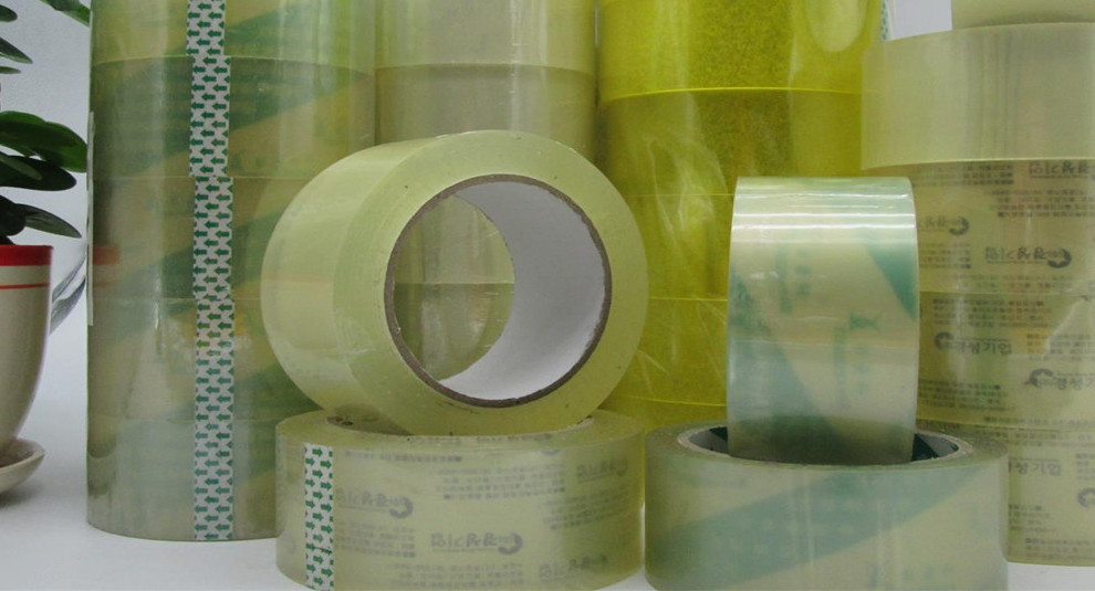 china latest news about Super Clear Bopp Packing Tape