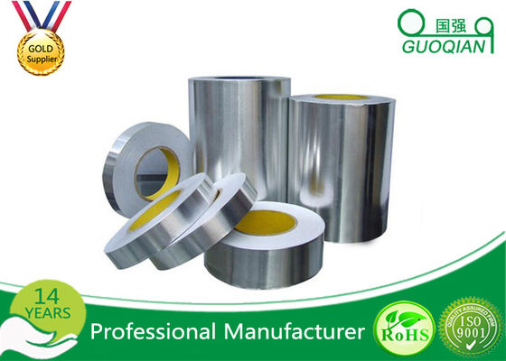 Acrylic Adhesive Aluminium Foil Insulation Tape With Pressure Sensitive