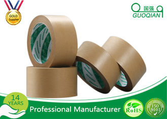 China Corrugated Gummed Kraft Paper Tape With 2.5 Inches X 600 Feet supplier