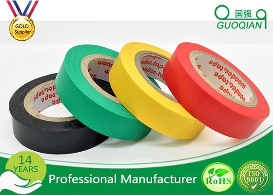 High Heat PVC Electrical Tape For Insulate Joints Environmental Protection