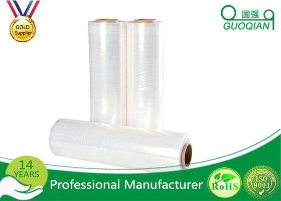 Transparent Stretch Wrap Film PVC Protective For Sheet Industrial Production