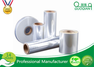 High Puncture BOPP Bundling Stretch Film Wrap For Packaging 5-100m Length