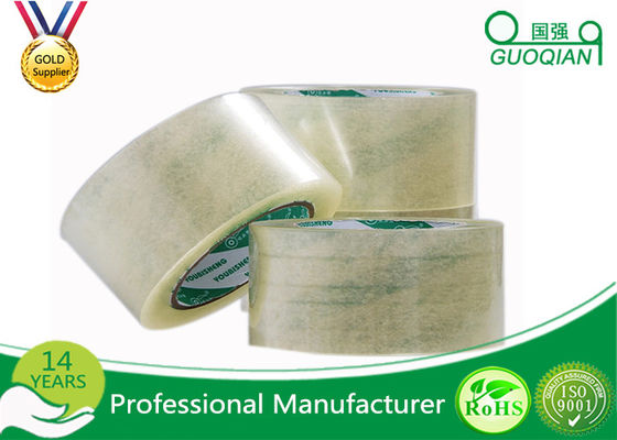Bopp Self Adhesive Crystal Clear Tape 24mm Wide Packing Tape 35-65 mic