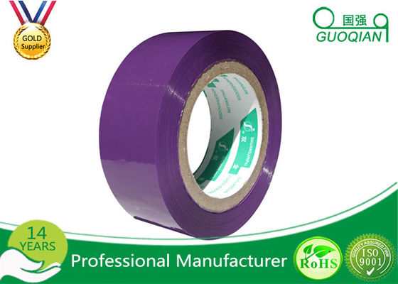 Opp Strong Waterproof Adhesive Tape , Economy BOPP Coloured Duct Tape 50mm