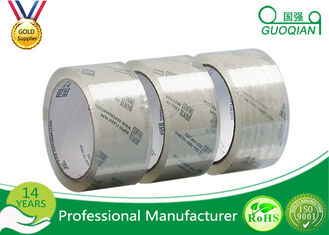 "China 2"" x 110YDS Crystal  Clear Acrylic Adhesive Bopp Packing Tape For Carton Sealing supplier"