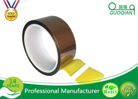 High Temperature PET Polyester Tape / PVC Electrical Tape for 3D Print