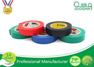 Waterproof PVC Electrical Tape For Electric Cable Insulation,Car Cabling