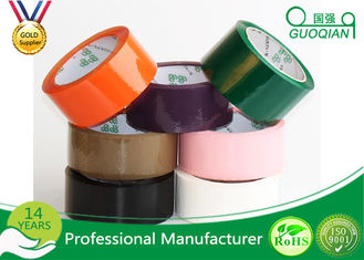 Multi Color Box Carton Sealing Colored Packaging Tape Bopp Self Adhesive Tape
