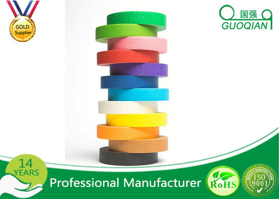 Kraft Packaging Tape / Colored Masking Tape for Fun DIY Arts Paint