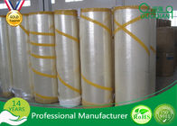 China High Strength BOPP Film and Water-based Acrylic BOPP Jumbo Rolls For Carton Package company