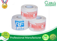 China 100% Recyclable 24mm 36mm 48mm Kraft Paper Tape Custom Printed Kraft Tape company