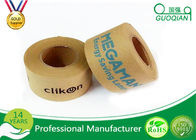 China Environmental Reinforcement Kraft Paper Tape For Sealing / Packaging company