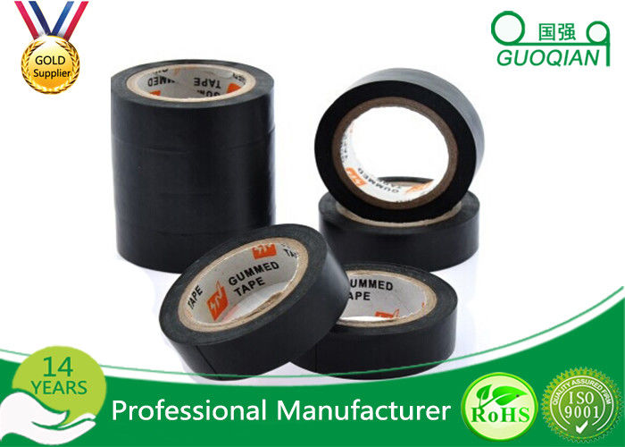 High Voltage PVC Electrical Tape Log Roll Strong Adhesive